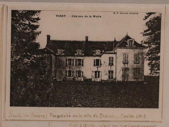 Virey-le-Grand, França: Le château de la Motte