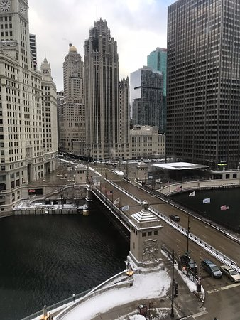 Window View - LondonHouse Chicago, Curio Collection by Hilton Photo