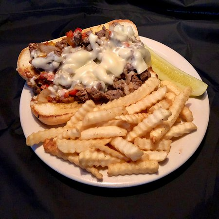 Wood River, IL: Philly Cheese Steak