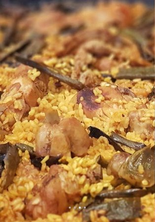 Gourmet Traditional Paella&Sangria Cooking Class