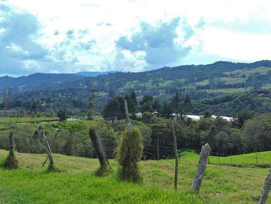 Santa Fe de Antioquia, โคลอมเบีย: mountains