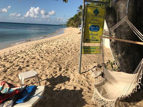 Fitts, Barbados: Il Tempio