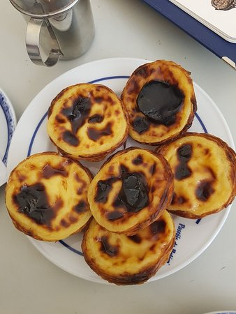 Pastéis de Belém: They definitely are the best! We had 2 each and could have eaten more!
