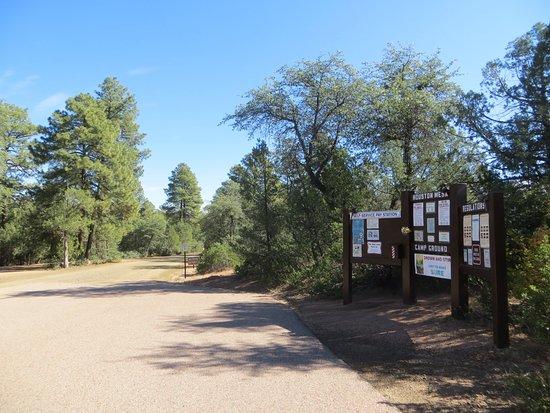 Landscape - Picture of Houston Mesa Campground, Payson - Tripadvisor