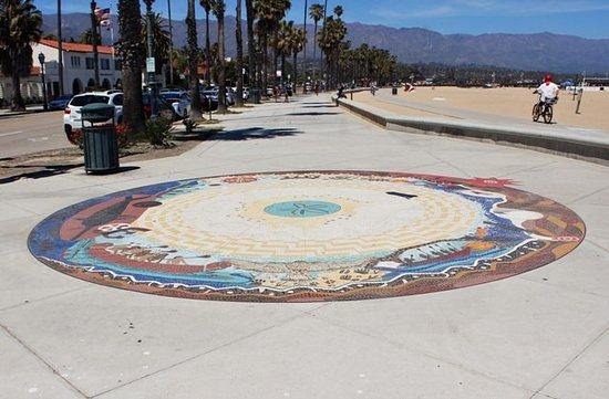 Syuxtun Story Circle mosaic