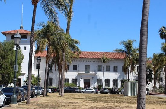 Santa Barbara News-Press Building