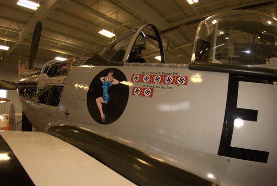 Historic Flight Foundation: P-51 Mustang