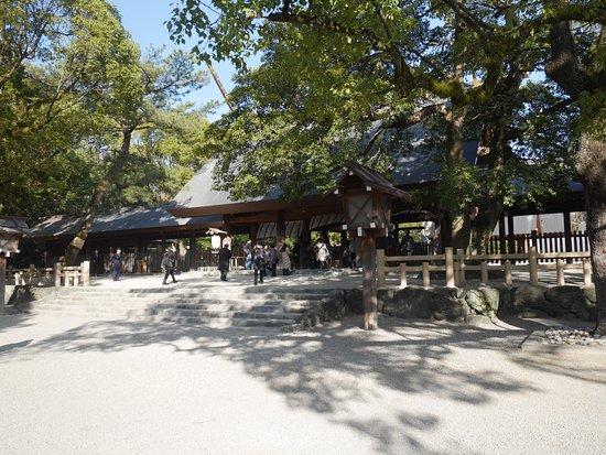 Atsuta Jingu Shrine 사진