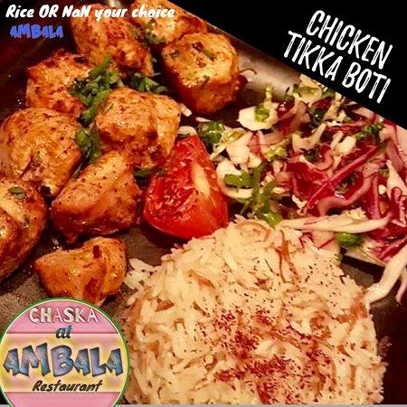 Masala Fish at Ambala  Mango lassi at Ambala  Halal chicken Pasta Italian Halal Chinese chicken Noodle  Fish karahi at Ambala  Gourmet burgers at Ambala