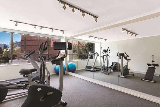 travelodge hotel newcastle gym