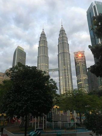 Pettronas twin tower