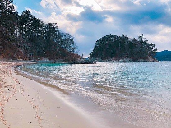 Aragami Beach