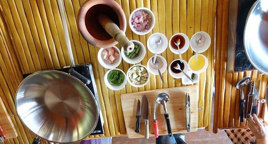 Pakbeng, Laos: Cooking Class