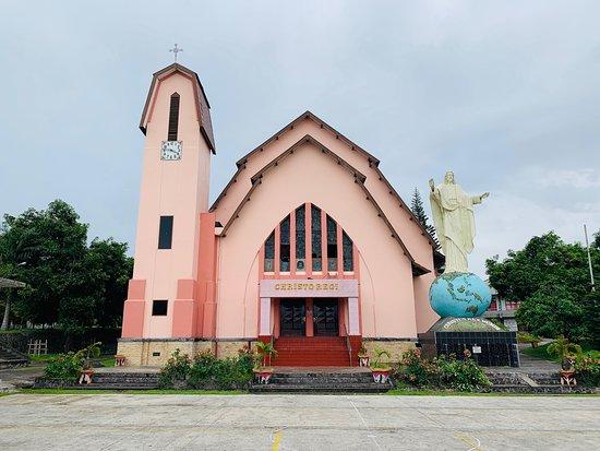 Ende, Indonesië: Katedral Kristus Raja