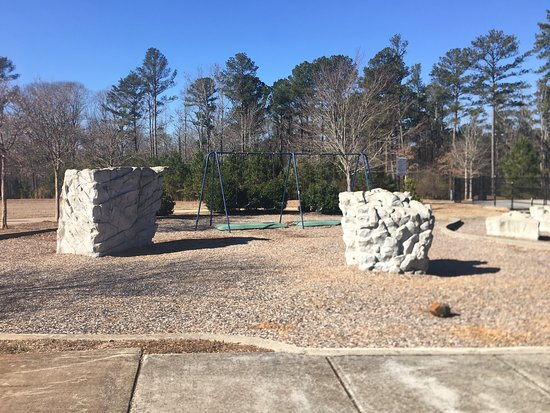 Stone Mountain, Georgien: A Great Community Park