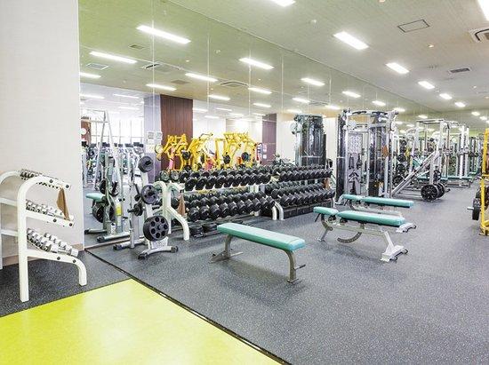 Kaikatsu Fitness Club Nagano Showadori