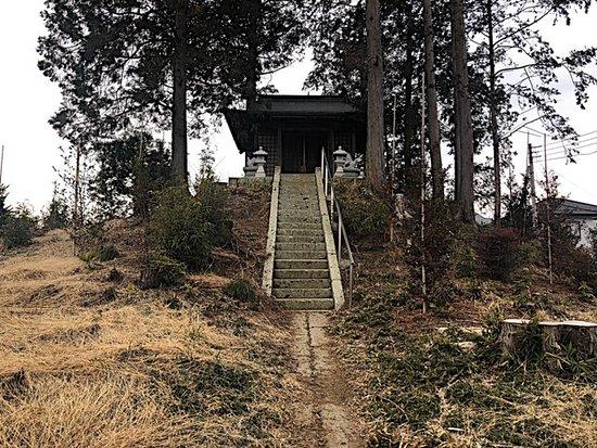 Mikazuki Shrine Tomb