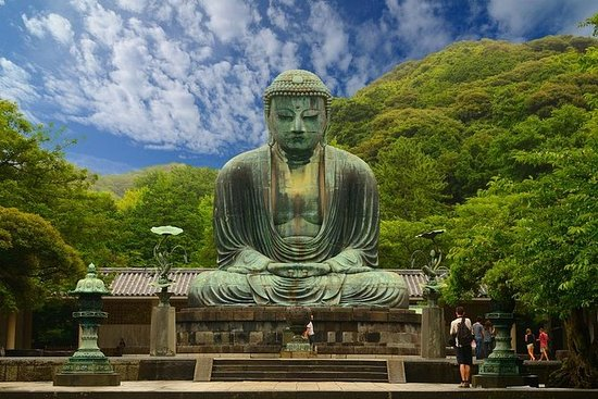 Kamakura and Tokyo Bay Day Trip from...