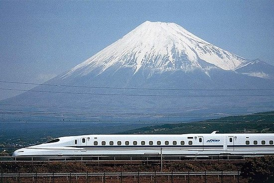 Mt Fuji, Lake Ashi and Bullet Train...
