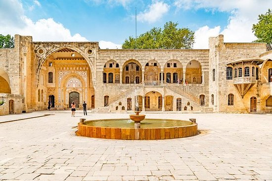 Beiteddine and Deir El Qamar Half-Day...