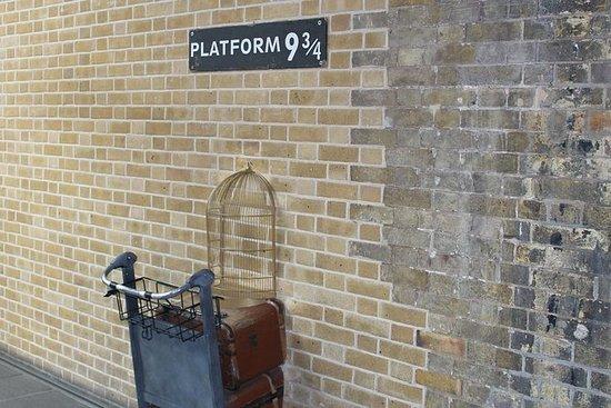 Bustur til Harry Potter-filmlokation...