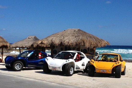 Cozumel Self-Drive Buggy Tour...