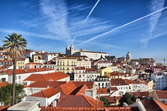 Alfama Walking Tour i Lisboa