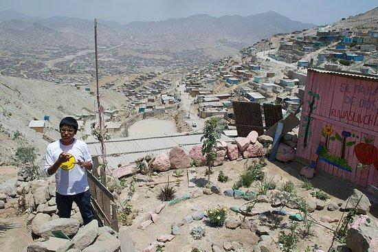 Excursão de comunidades locais em Lima