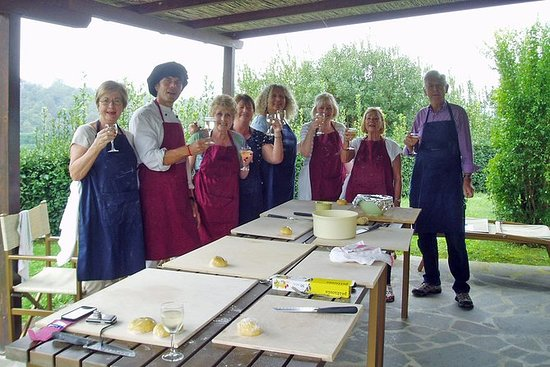 Multi-Day Flavours of Tuscany Clases...