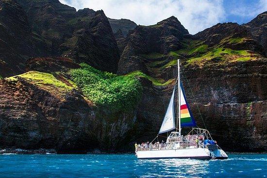 Deluxe Na Pali Snorkeltur på Kauai...
