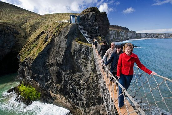 Giant's Causeway and Carrick-a-Rede...