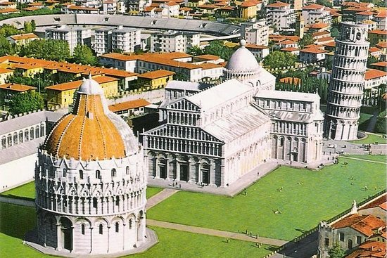 Het beste van Lucca en Pisa Tour ...