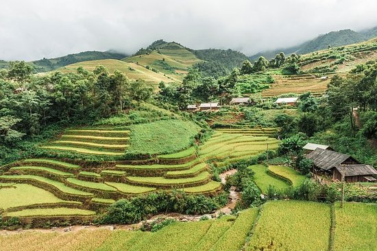 Hanoi 5-Day Hill Tribe Villages Tour...