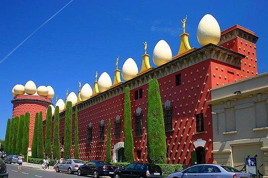 Tour di Girona e Figueres per piccoli