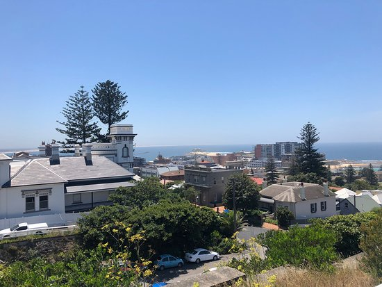 Newcastle, Australia: Views from the obelisk