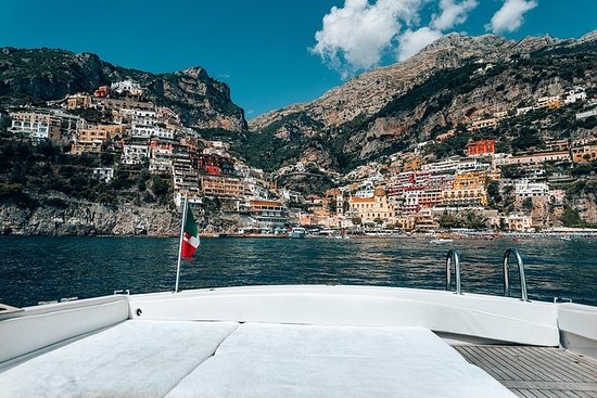 Amalfi Coast Full Day Private Boat...