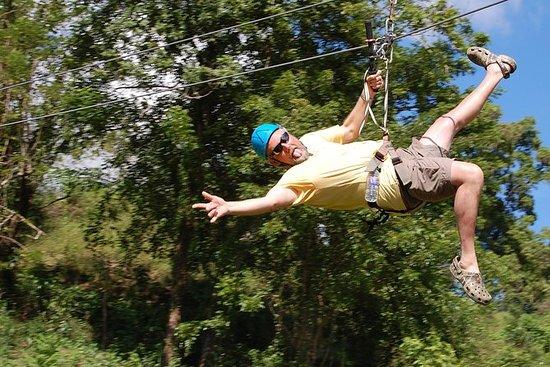 Puerto Plata Zipline-Abenteuer