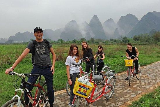 Excursión privada en bicicleta...