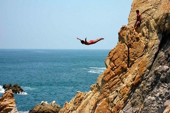 Acapulco Sightseeing City Tour med...