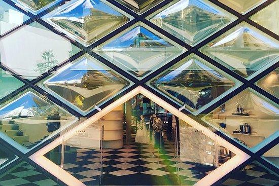 Excursión a pie por la arquitectura...