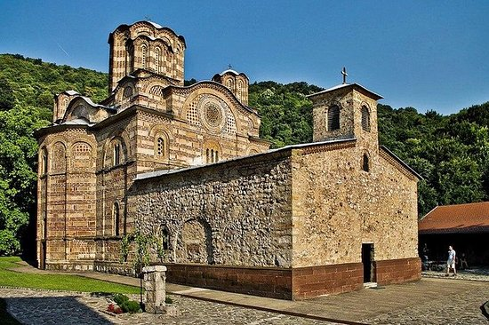 Full-Day Eastern Serbia Monasteries...