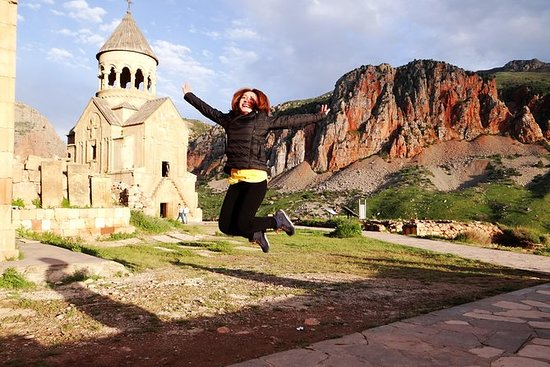 Khor Virap monastery-Areni -Norvank...