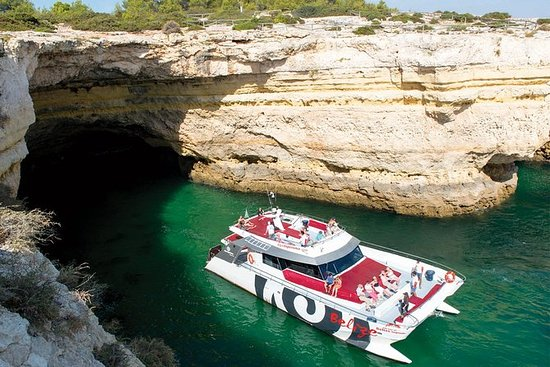 Caves and Coastline Cruise from...