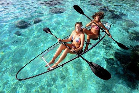 Passeio à Lagoa de Moorea por Kayak...