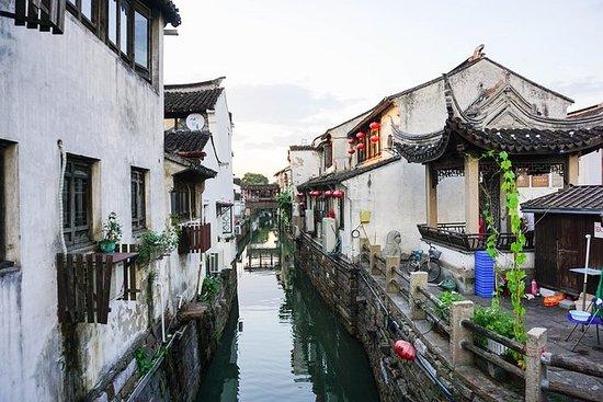 Private Full Day Tour til Suzhou fra...