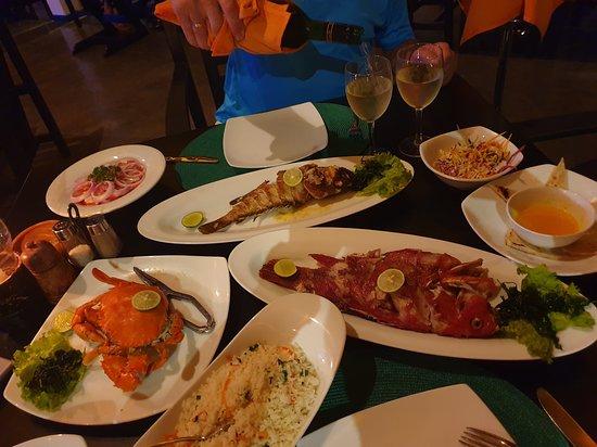 Amal Restaurant & Bar: Наелись даже без риса