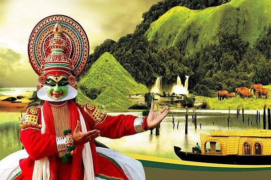 8-dagers Kerala Private Tour som...