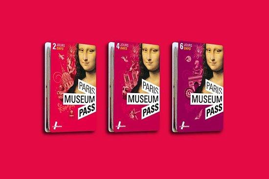 Paris Museum Pass und Eiffelturm ohne...