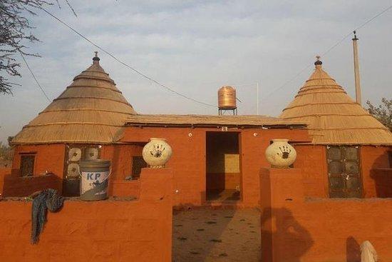 1 natts opphold i ørkenen Jodhpur