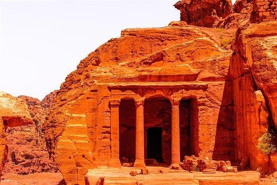 2-tägige Petra und Wadi Rum aus...